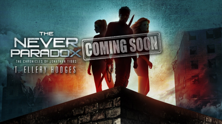 The Never Paradox - Wallpaper Hi-Res Coming Soon